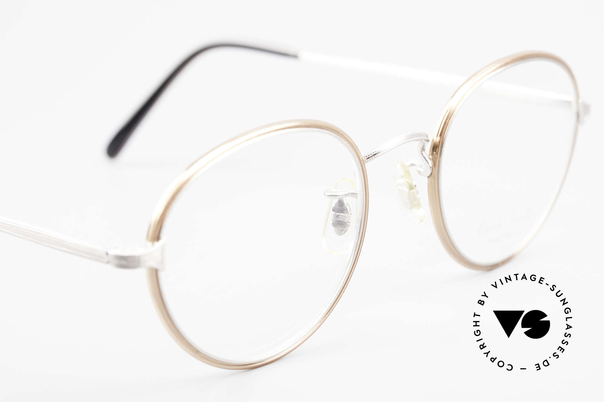 Paul Smith PSR109 Old Panto Frame Made in Japan, unworn masterpiece can be glazed with lenses of any kind, Made for Men