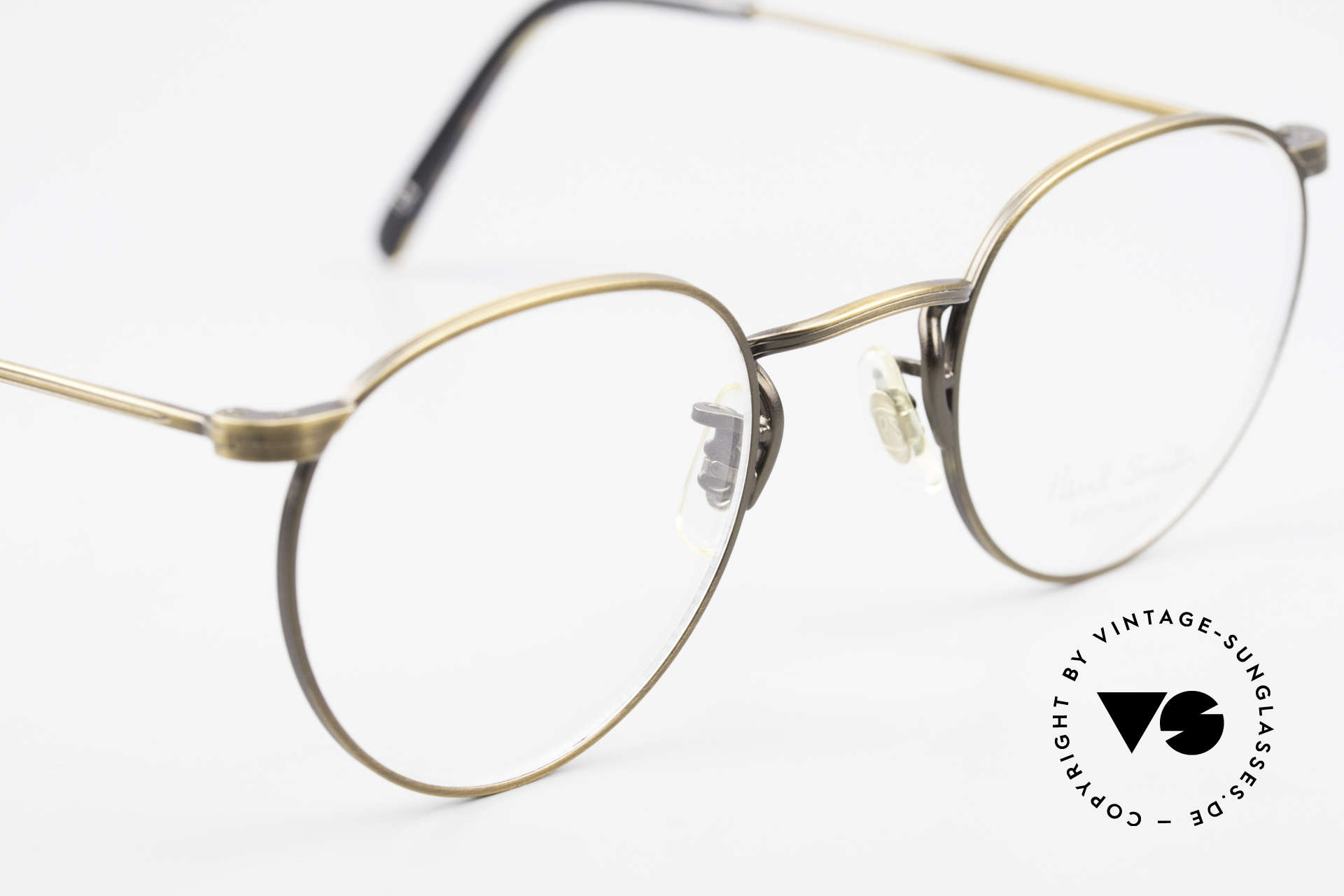 Paul Smith PS102 Small Panto Frame Japan Made, unworn masterpiece can be glazed with lenses of any kind, Made for Men