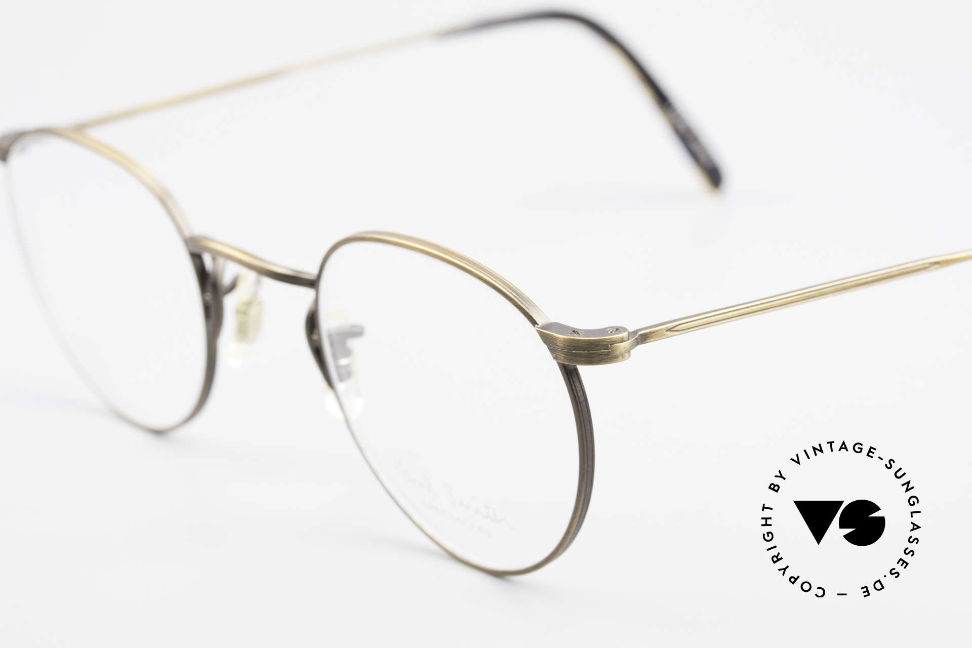Paul Smith PS102 Small Panto Frame Japan Made, timeless design for men and TOP-NOTCH craftsmanship, Made for Men