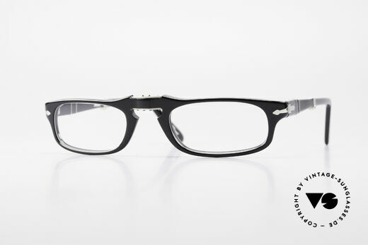 Persol 2886 Folding Reading Eyeglasses Foldable Details