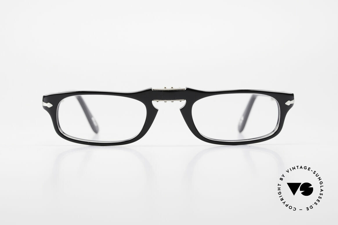 Persol 2886 Folding Reading Eyeglasses Foldable, Persol 2886 Folding = current folding glasses by Persol, Made for Men and Women