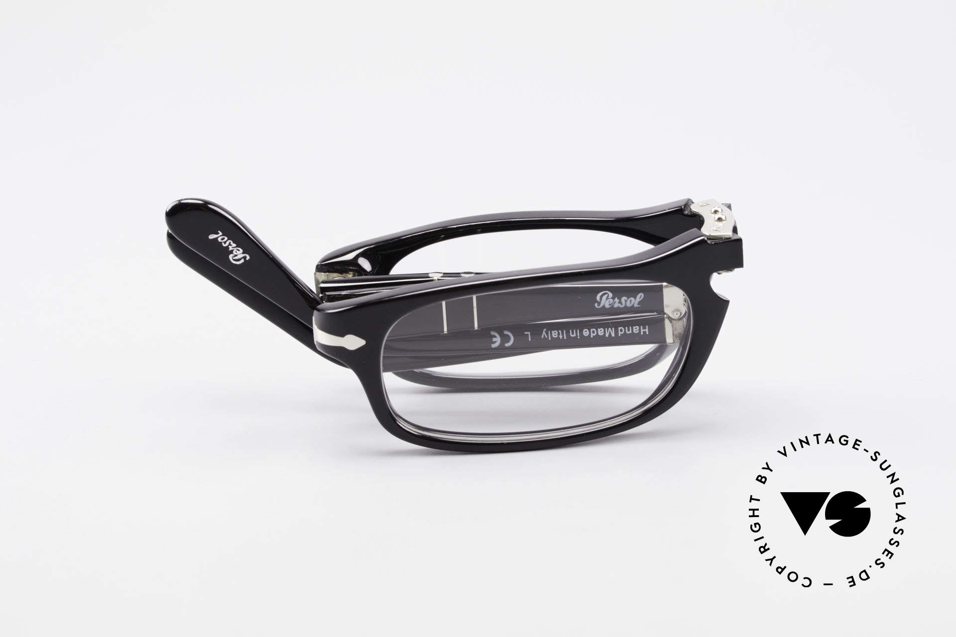 Persol 2886 Folding Reading Eyeglasses Foldable, foldable frame, handmade in Italy at an affordable price, Made for Men and Women