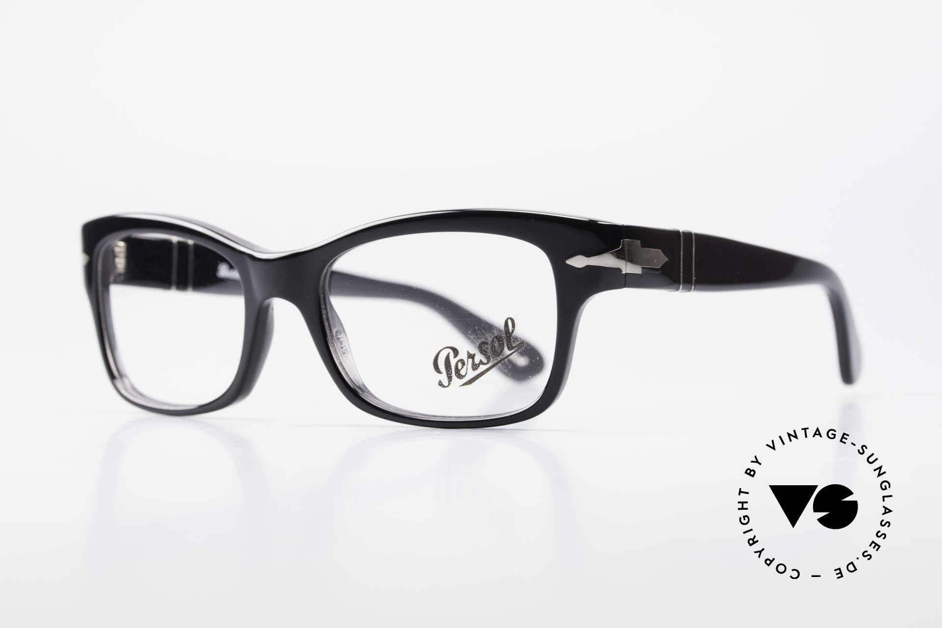 Persol 3054 Vintage Glasses Classic Frame, unworn (like all our classic PERSOL eyeglasses), Made for Men and Women