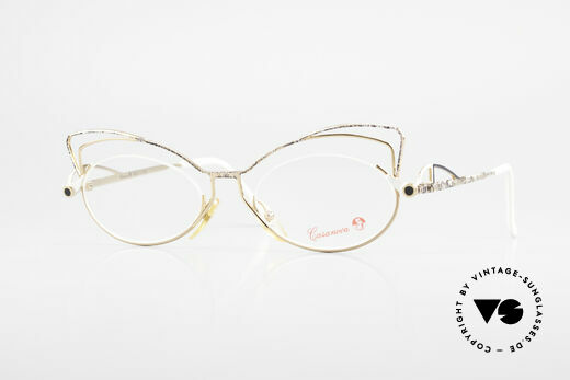 Casanova LC2 Enchanting Ladies Eyeglasses Details