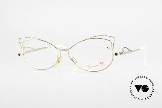Casanova LC2 Enchanting Ladies Eyeglasses Details