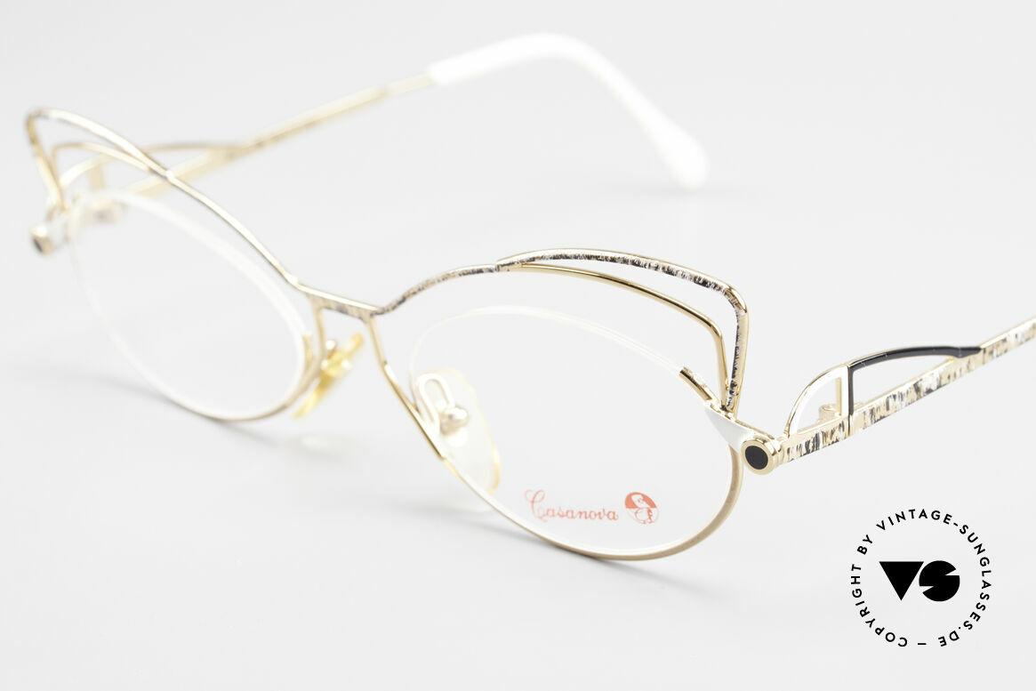 Casanova LC2 Enchanting Ladies Eyeglasses, a true rarity & collector's item (belongs in a museum), Made for Women