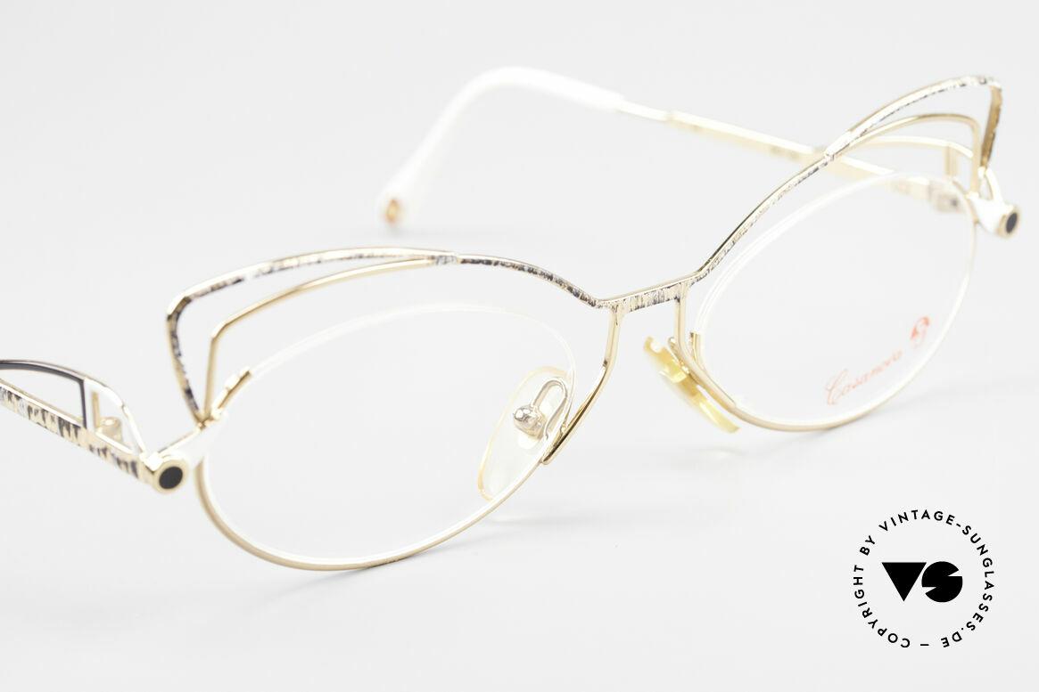 Casanova LC2 Enchanting Ladies Eyeglasses, NOS - unworn (like all our artistic vintage eyeglasses), Made for Women