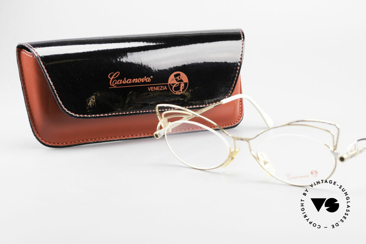 Casanova LC2 Enchanting Ladies Eyeglasses, Size: medium, Made for Women