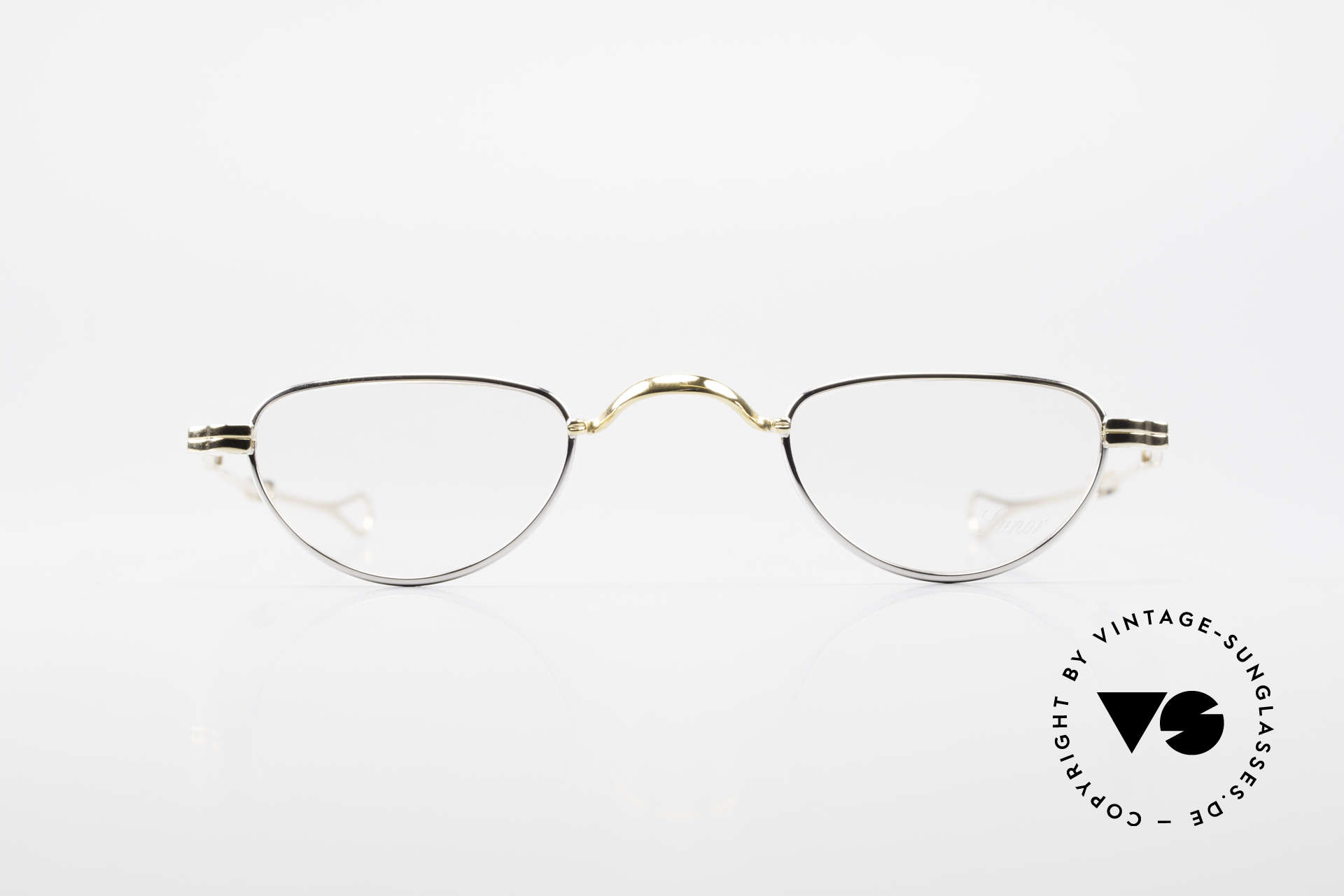 Lunor I 06 Telescopic Extendable Reading Frame, traditional German brand; quality handmade in Germany, Made for Men and Women