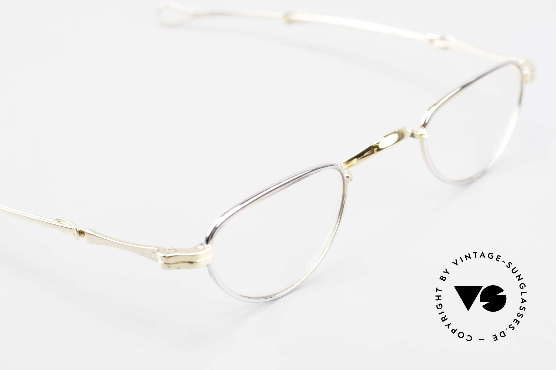 Lunor I 06 Telescopic Extendable Reading Frame, Size: small, Made for Men and Women