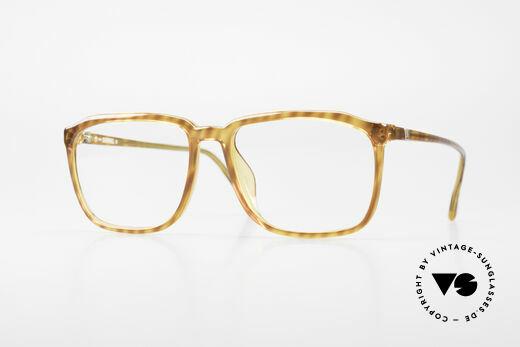 Dunhill 6133 Vintage Optyl Eyeglasses Details