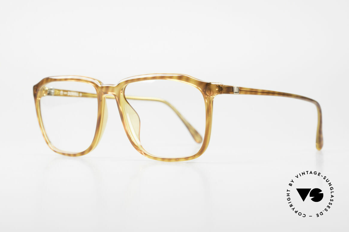 Dunhill 6133 Vintage Optyl Eyeglasses, the ingenious OPTYL material does not seem to age, Made for Men