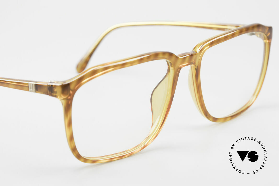 Dunhill 6133 Vintage Optyl Eyeglasses, new old stock (like all our vintage designer eyewear), Made for Men