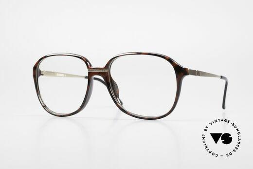 Dunhill 6137 90's Vintage Optyl Eyeglasses Details