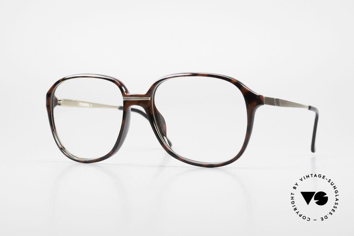 Dunhill 6137 90's Vintage Optyl Eyeglasses, striking 1990's designer glasses by Alfred DUNHILL, Made for Men