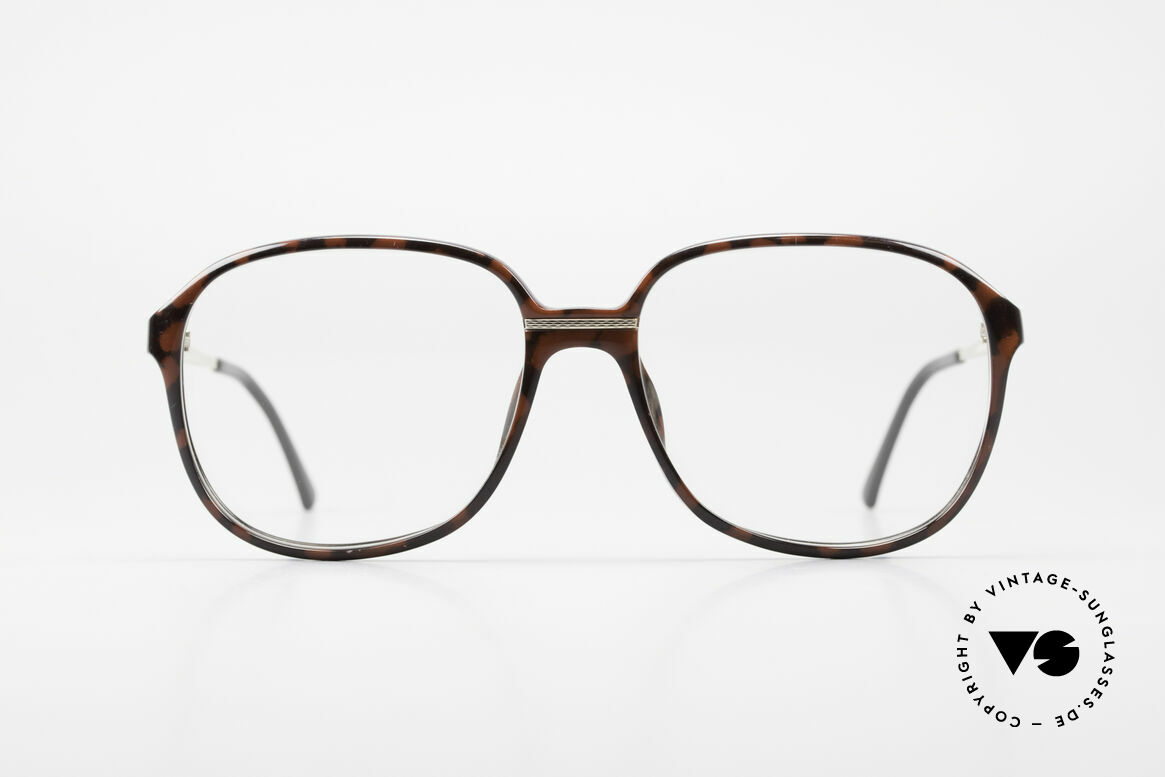 Dunhill 6137 90's Vintage Optyl Eyeglasses, everlasting OPTYL front for a timeless TOP-quality, Made for Men