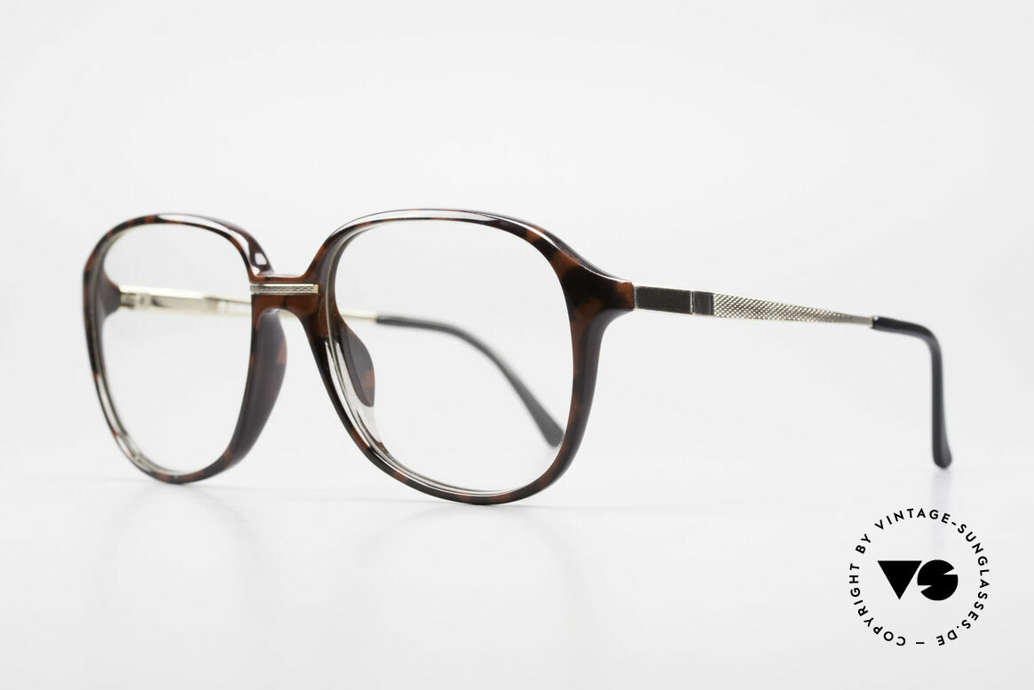 Dunhill 6137 90's Vintage Optyl Eyeglasses, the ingenious OPTYL material does not seem to age, Made for Men