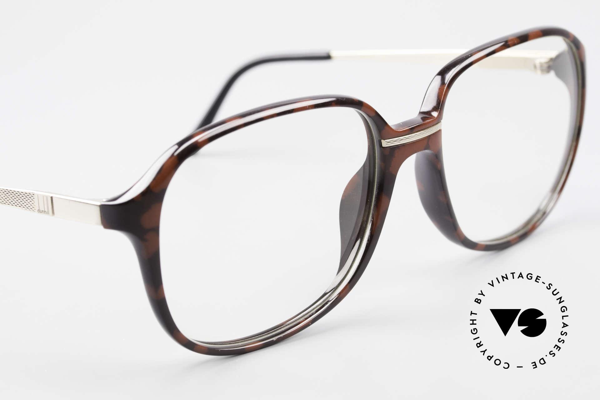 Dunhill 6137 90's Vintage Optyl Eyeglasses, new old stock (like all our vintage designer eyewear), Made for Men