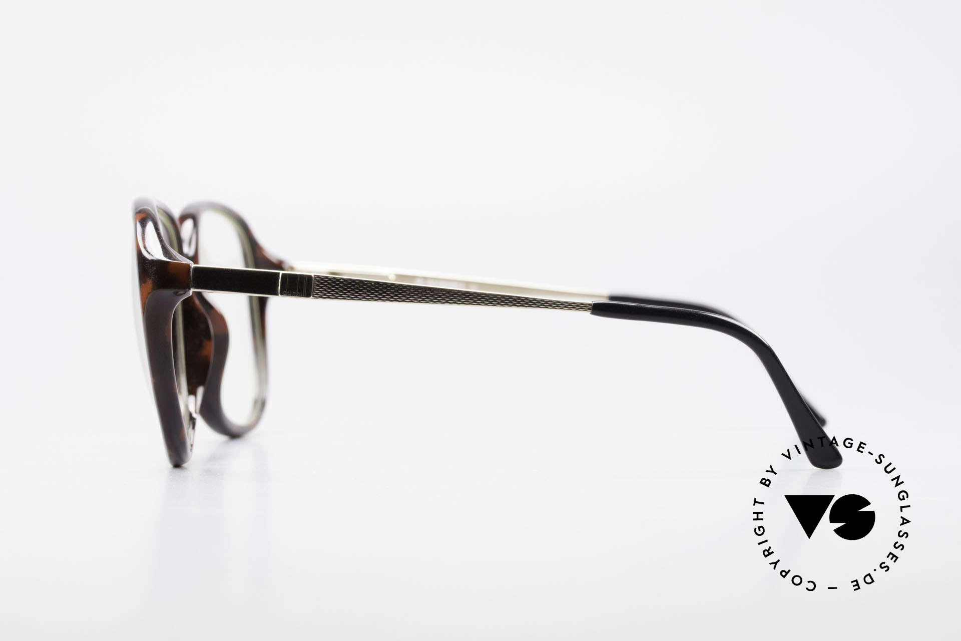 Dunhill 6137 90's Vintage Optyl Eyeglasses, NO RETRO, but an old original in LARGE size 59/17, Made for Men