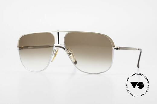 Dunhill 6019 80's Gentlemen Luxury Shades Details