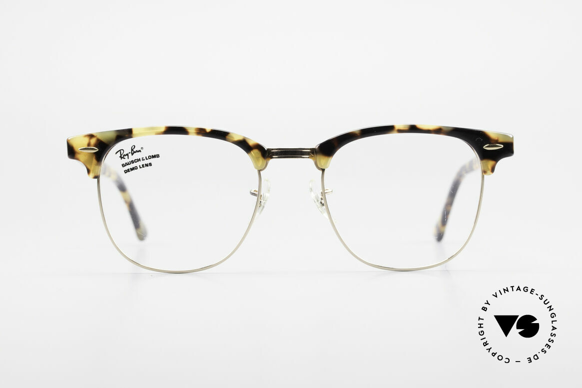 Ray Ban Clubmaster II Large Limited Edition USA B&L