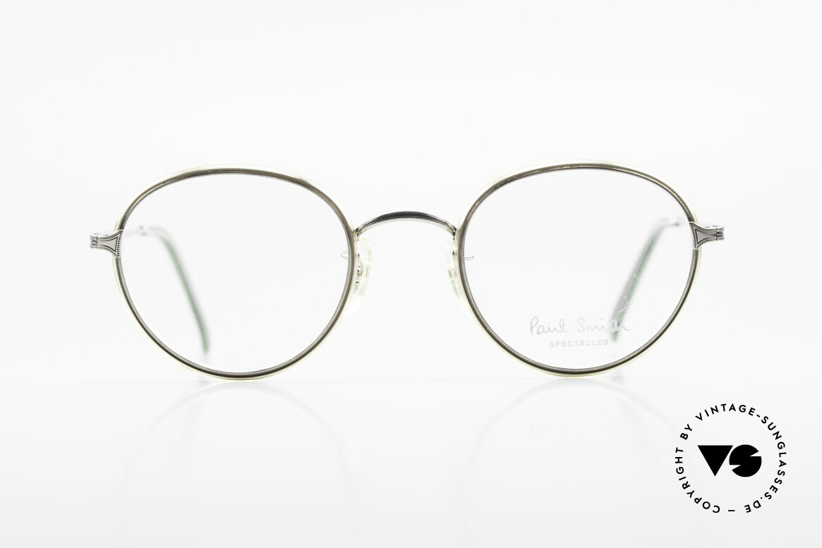 Paul Smith PSR109 80s Panto Frame Old Original, the time before PS Spectacles became licensed products, Made for Men