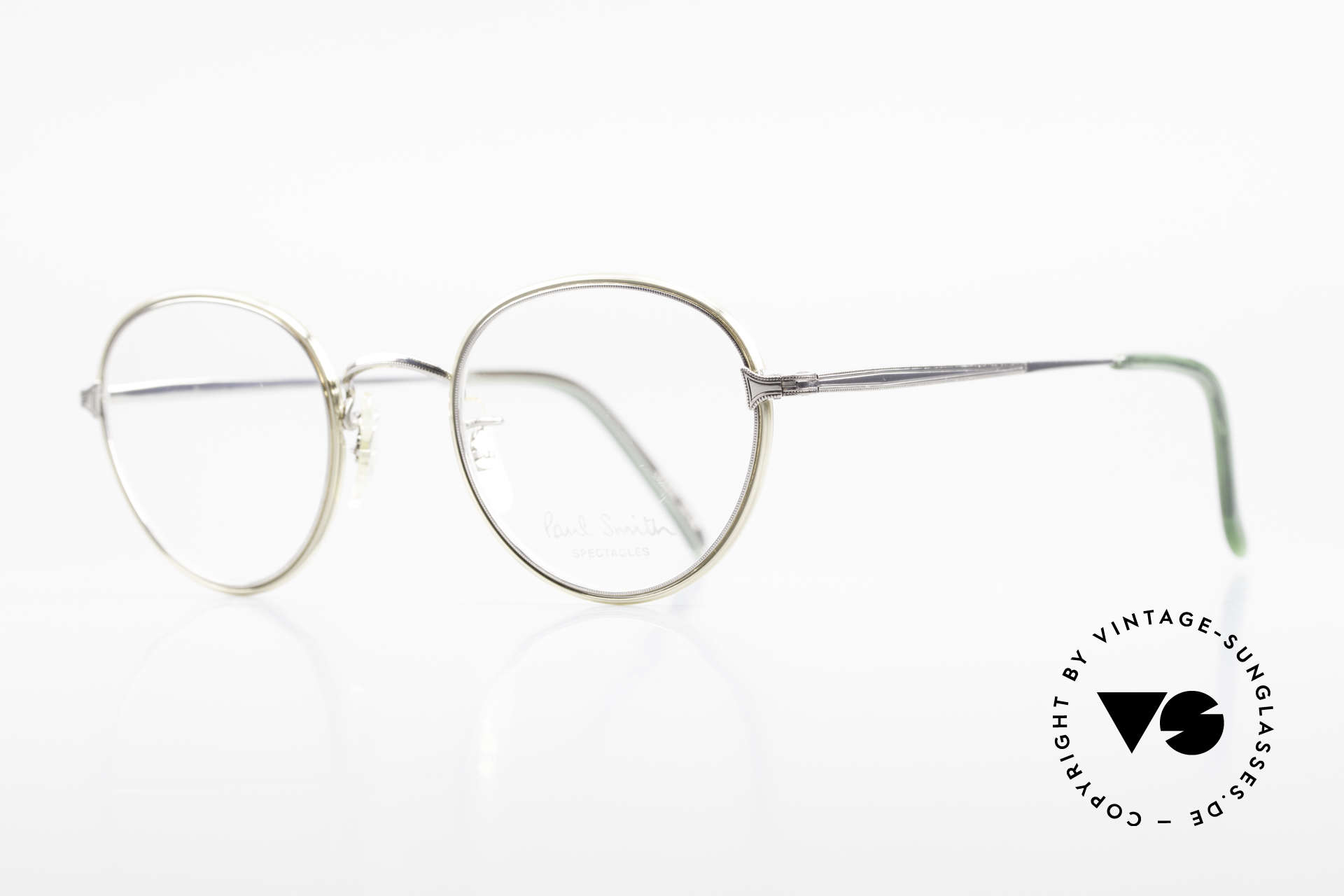 Paul Smith PSR109 80s Panto Frame Old Original, this rare OLD Paul Smith Original is still 'made in Japan', Made for Men