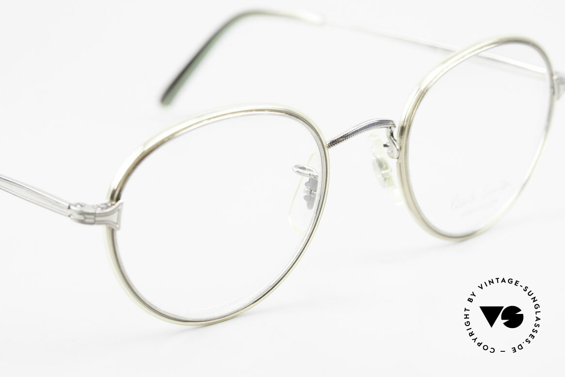 Paul Smith PSR109 80s Panto Frame Old Original, unworn masterpiece can be glazed with lenses of any kind, Made for Men
