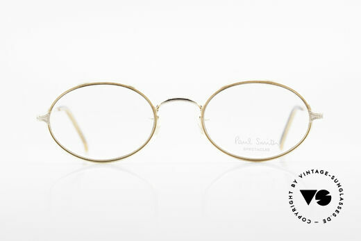 Paul Smith PSR108 Oval Vintage Frame With Clip, Size: small, Made for Men and Women