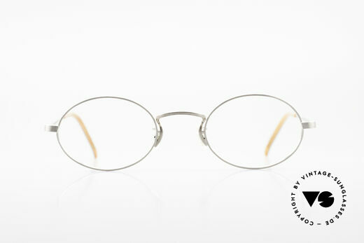 Paul Smith PS100 Oval Vintage Frame Clip On, Size: small, Made for Men and Women