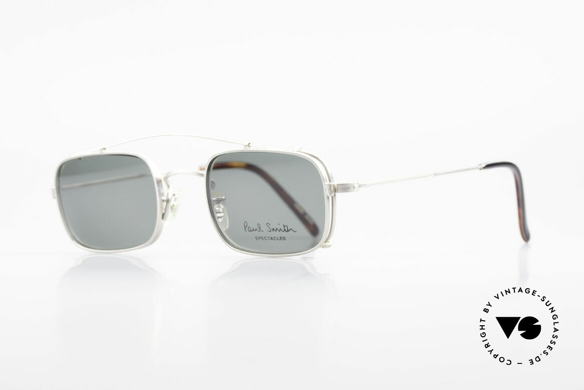 Paul Smith PS101 Square Vintage Frame Clip On