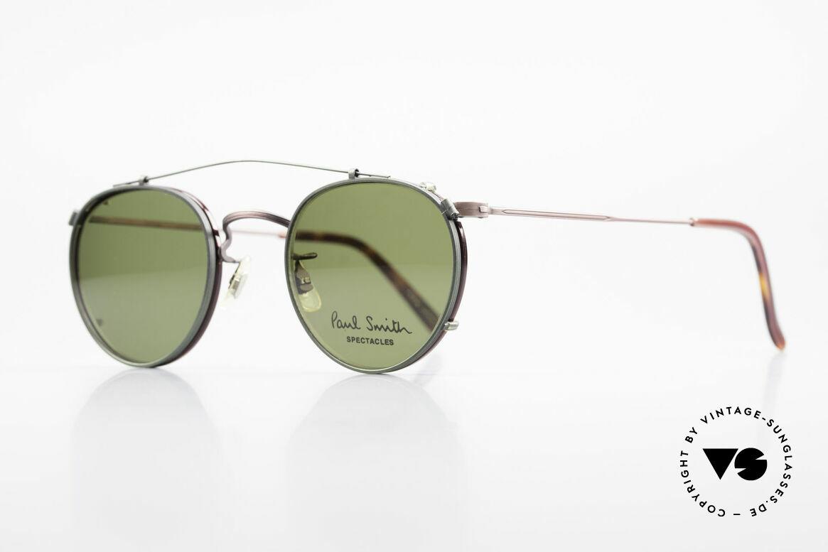 Paul Smith PSR102 Panto Vintage Frame Clip On