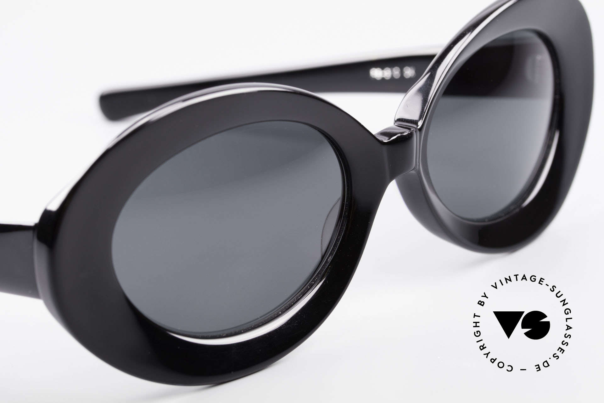 Paul Smith PS310 Oversized XL Jackie O Shades, NO RETRO eyewear FASHION, but a unique old RARITY!, Made for Women