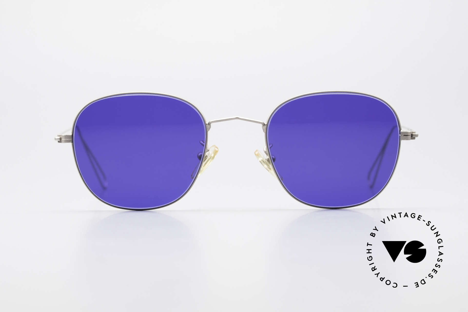 Cutler And Gross 0307 Classic Sunglasses Vintage, classic, timeless UNDERSTATEMENT luxury sunglasses, Made for Men and Women