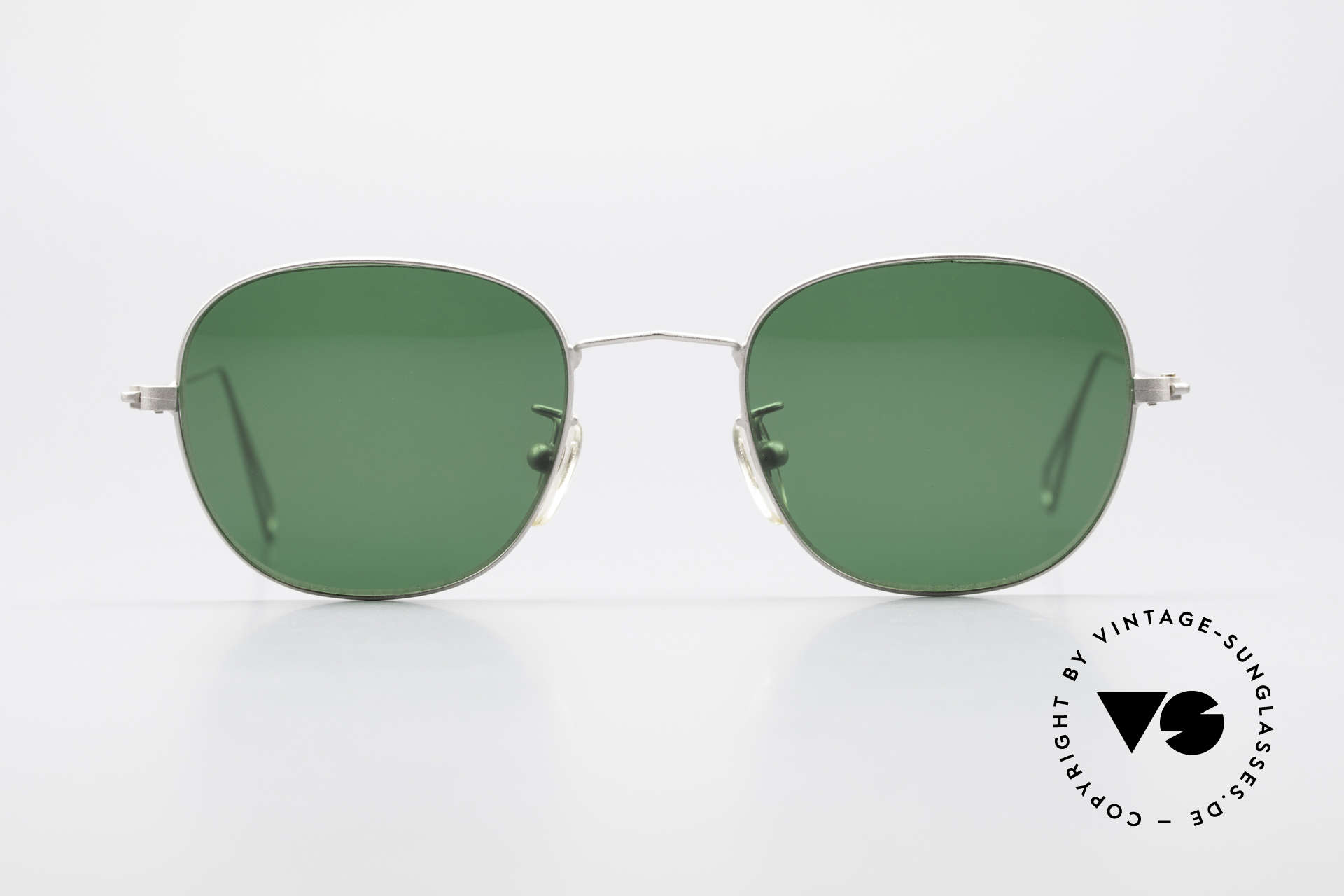 Cutler And Gross 0307 Classic Vintage Sunglasses, classic, timeless UNDERSTATEMENT luxury sunglasses, Made for Men and Women
