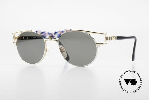 Cazal 244 Iconic Vintage Sunglasses 90's Details