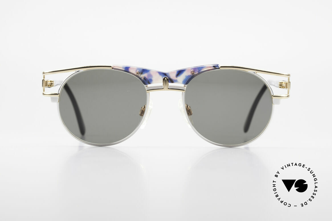 Cazal 244 Iconic Vintage Sunglasses 90's, 1st class craftsmanship & very pleasant to wear, Made for Men and Women