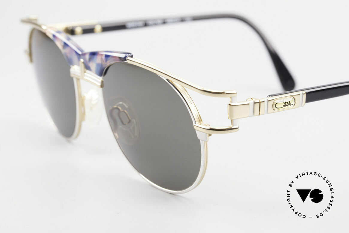 Cazal 244 Iconic Vintage Sunglasses 90's, never worn (like all our vintage CAZAL rarities), Made for Men and Women