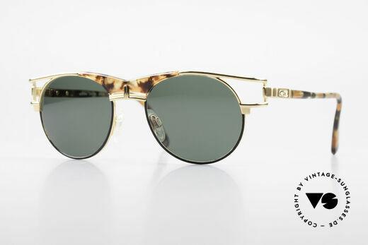 Cazal 244 Iconic 90's Vintage Sunglasses Details