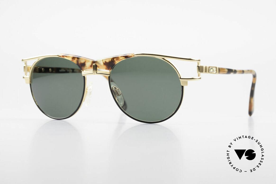 Cazal 244 Iconic 90's Vintage Sunglasses