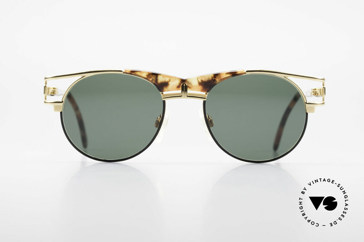 Cazal 244 Iconic 90's Vintage Sunglasses, 1st class craftsmanship & very pleasant to wear, Made for Men and Women