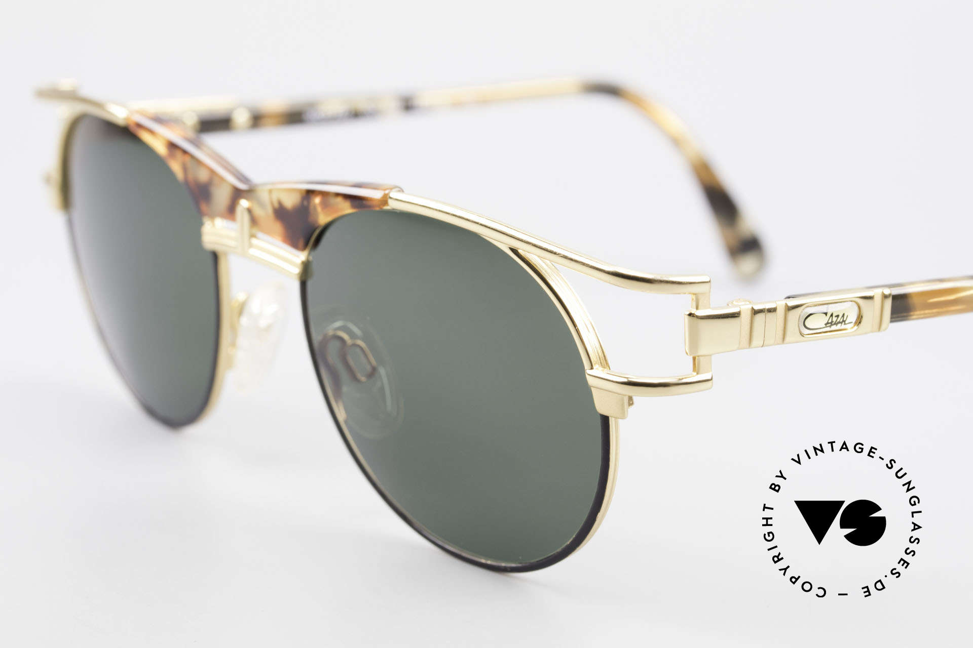 Cazal 244 Iconic 90's Vintage Sunglasses, never worn (like all our vintage CAZAL rarities), Made for Men and Women