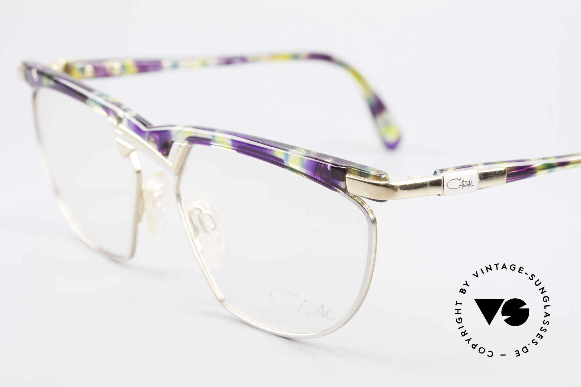 Cazal 252 90's Original True Vintage, never worn (like all our unique vintage CAZAL rarities), Made for Men and Women