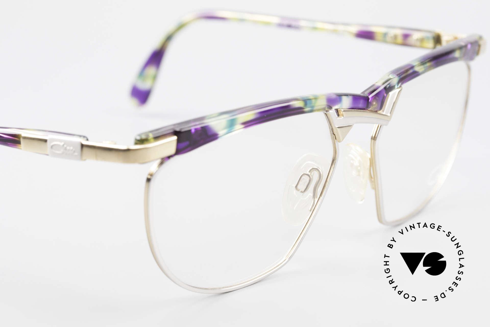 Cazal 252 90's Original True Vintage, NO RETRO designer eyewear, but a 25 years old original, Made for Men and Women