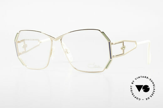 Cazal 225 Old School HipHop Frame 80's Details