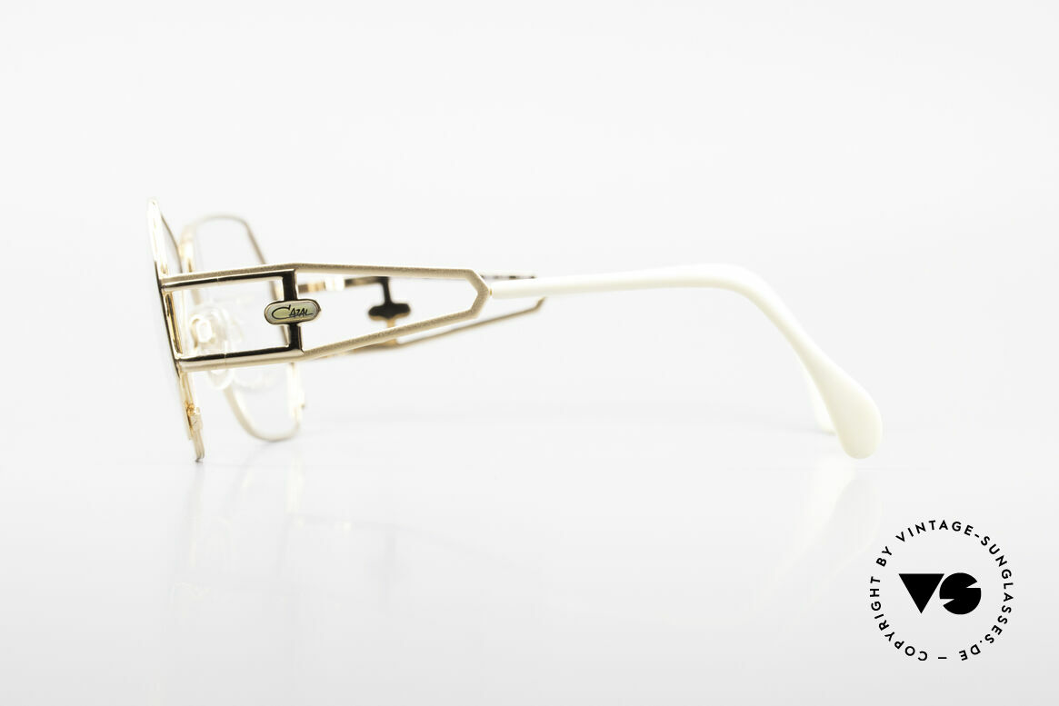 Cazal 225 Old School HipHop Frame 80's, popular HipHop accessory in the 1980's and these days, Made for Women
