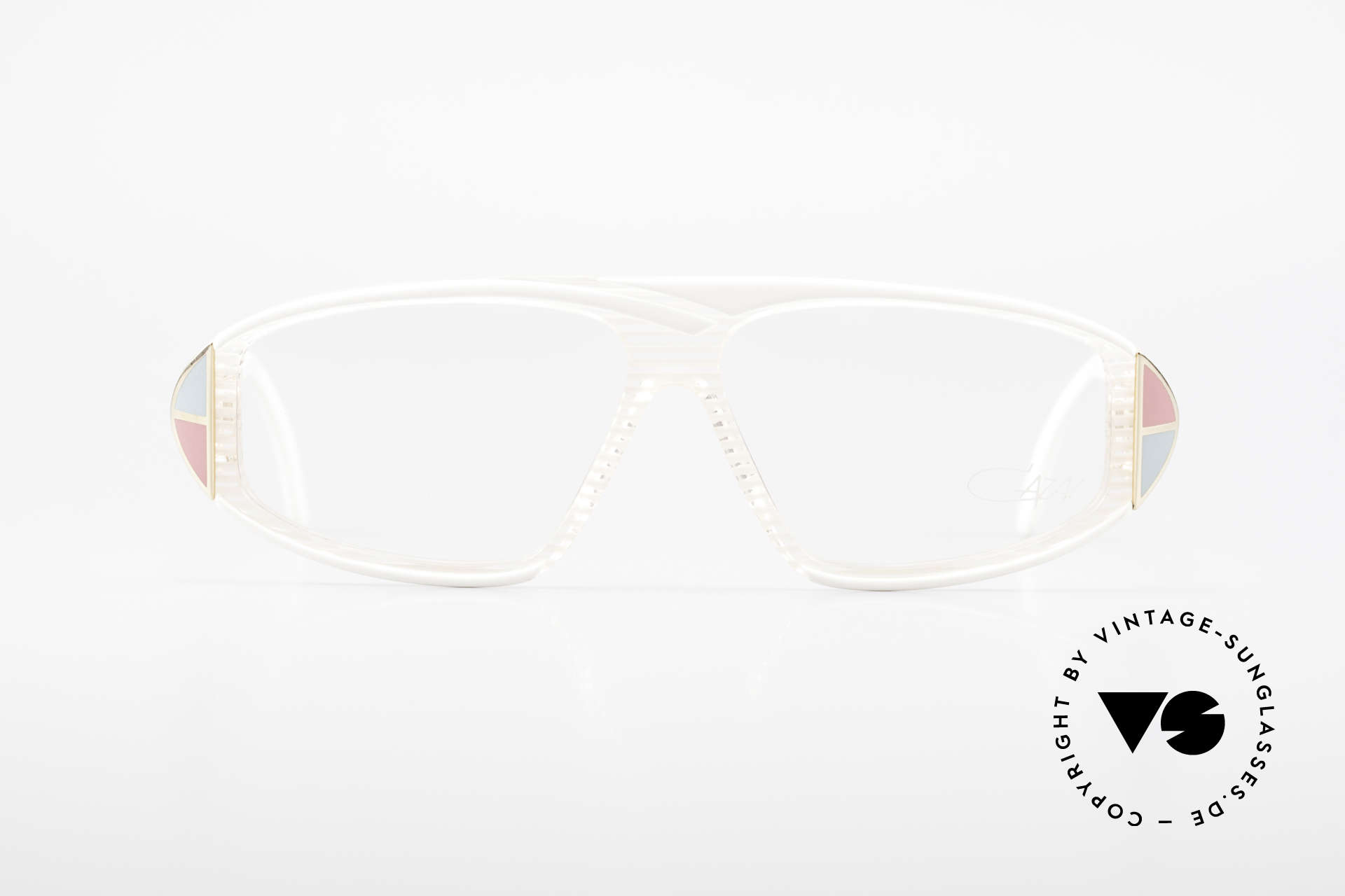 Cazal 187 80's Old School Eyeglasses, best quality from Passau, 1987 (West Germany), Made for Men and Women