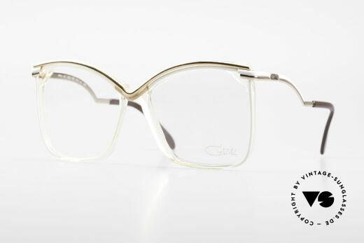 Cazal 157 Great Old Cazal Ladies Glasses Details
