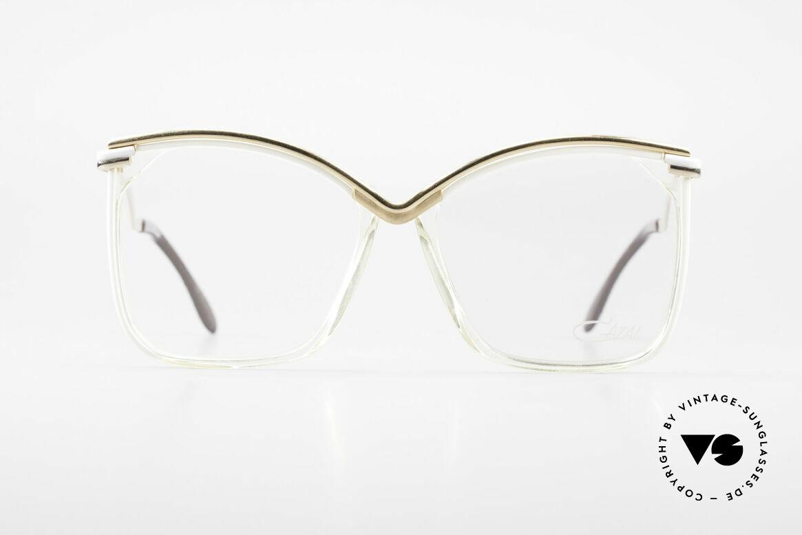 Cazal 157 Great Old Cazal Ladies Glasses, ultra rare 80's CAZAL vintage eyeglass-frame, Made for Women
