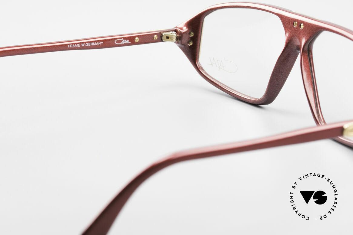 Cazal 199 80's Rhinestone Eyeglasses, Size: medium, Made for Women